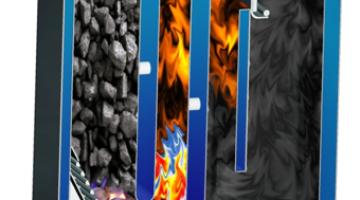 Котел длительного горения 40 кВт