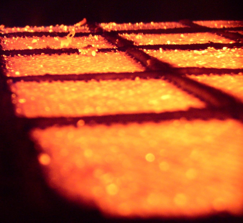 Керамическая инфракрасная беспламенная горелка «Гелиос» с объемной матрицей
