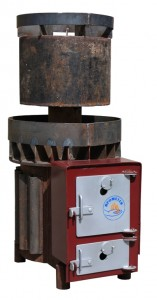 печь каменка ПК--2КМ общественная