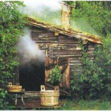 История бани, отопление бани