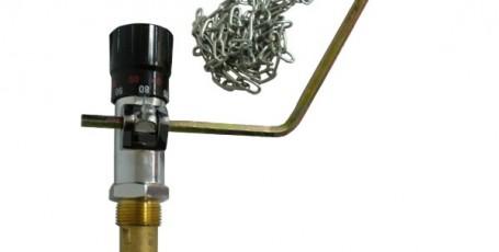Терморегулятор тяги