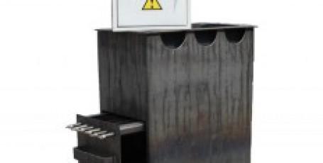 Парилка с электрокаменкой 7,5 и 15 КВт